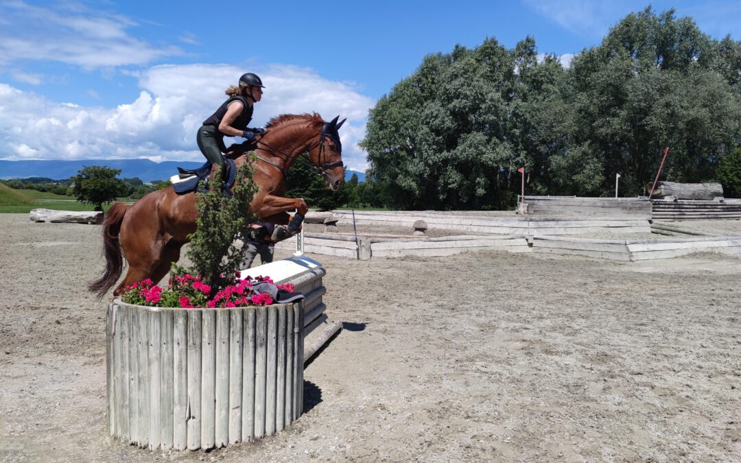 Trainingslager 17.-20. Juni 2021 IENA / Avenches